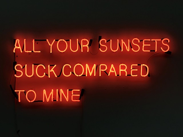 All Your Sunsets
