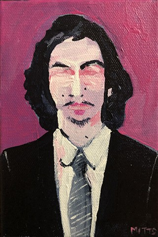 Average-looking Celebrities (Adam Driver)