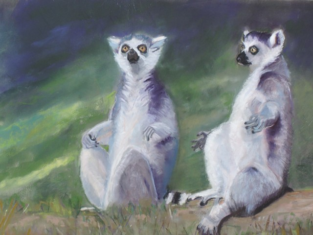 The Lemur Sisters