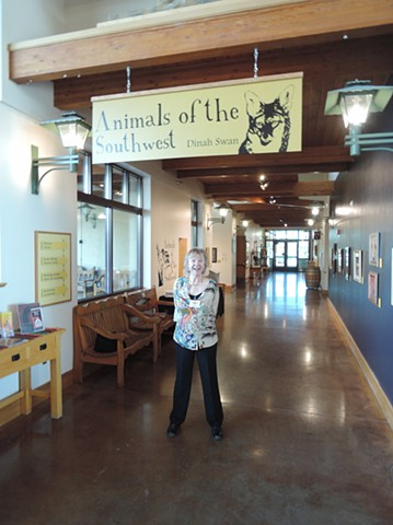 Animals of the Southwest at the NM Farm & Ranch Heritage Museum