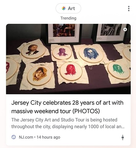 Jersey City Celebrates 28 Years of Art
