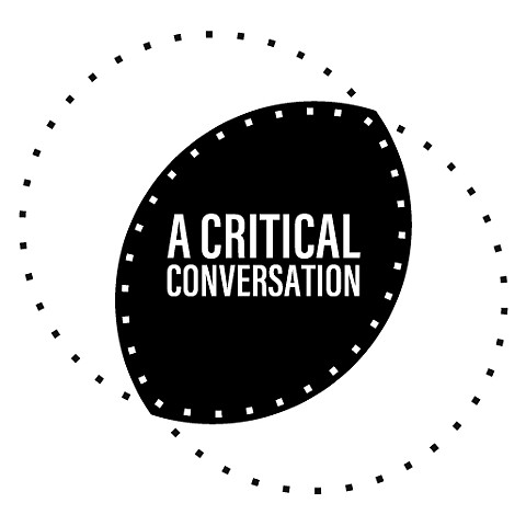 A Critical Conversation Logo