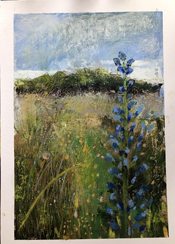 Winchester wild flowers journey 1 SOLD