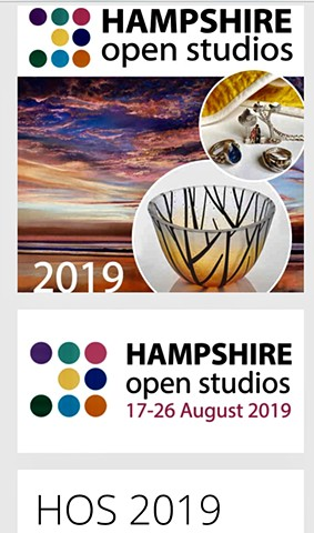 Hampshire Open Studio Event