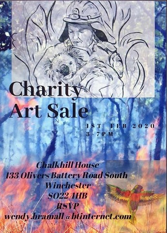 Charity Art Sale