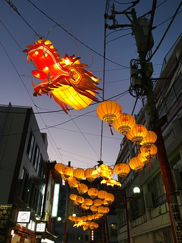 Yokohama Chinatown, Japan