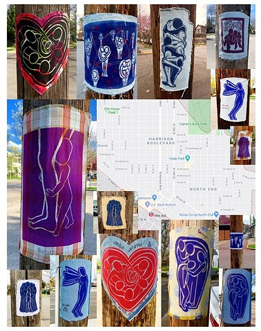 Sampling of COVID-19 Telephone Post ART