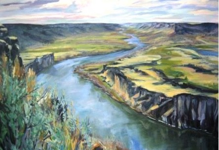Snake River Canyon