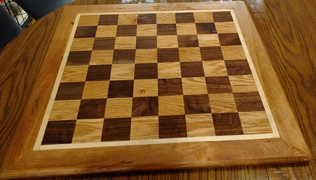 Regulation Chessboard