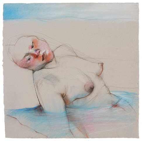 Untitled Study (woman in water)
