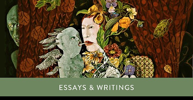Essays and other writings