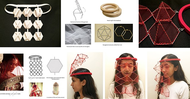 Sana Karnawat Parsons School of Design First Year Program:  Space & Materiality