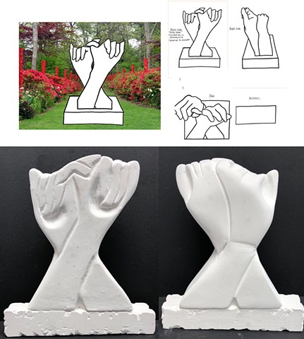 "Christine Lombardi Suffolk County Community College:  3D Design Assignment""Social Space- Monument""Design a monument related to your personal culture. Create a site proposal and orthographic drawings."