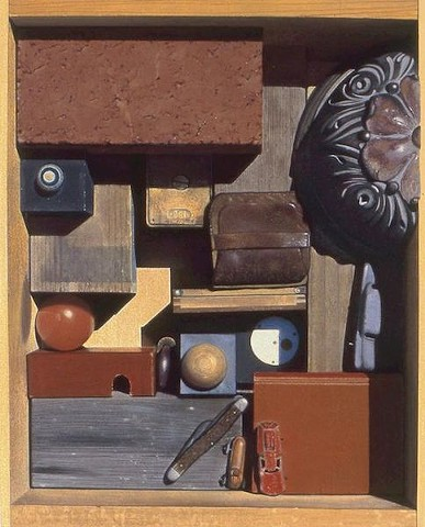 Still Life With Brick