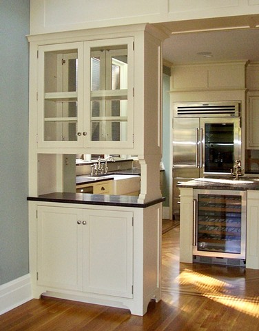 Wright Robinson Architects. Renovation. Custom Kitchen. Queen Anne.