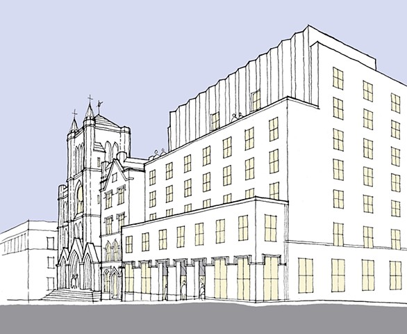 PERSPECTIVE St. Joseph's Apartments and Senior Care Facility Bronx NY (project) Repeat client