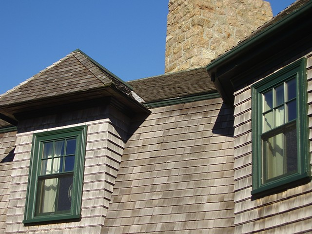 Edmund Wheelwright. Shingle Style. Mattapoisett MA.