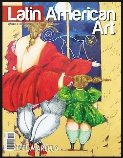 Latin American Art Magazine 3