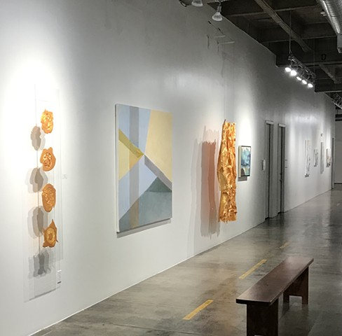 Splash of Gold, Imminent and Jackie's Fragility, Spring Street Studios, 1824 Spring Street, Houston, TX