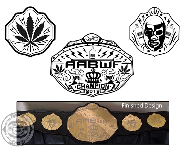 AABWF belt design