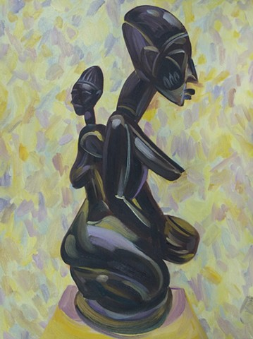 Replicator Series- Yoruba Mother