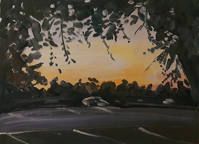 Sunset Parking Lot
