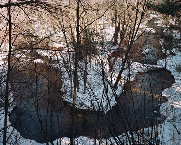 A Bend in the River [Winter]