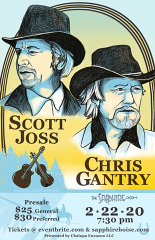 Scott Joss & Chris Gantry