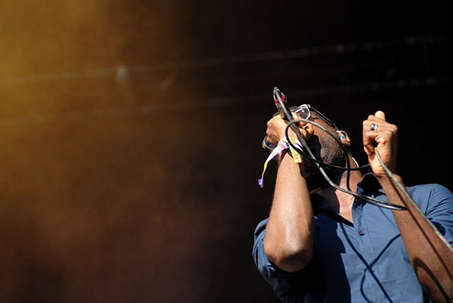 Tunde Adebimpe (TV on the Radio)