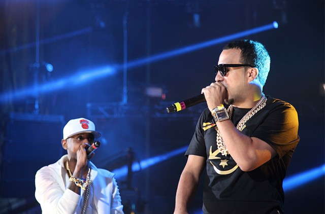 French Montana + Fabolous