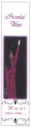 Proverbial Woman (Bookmark)