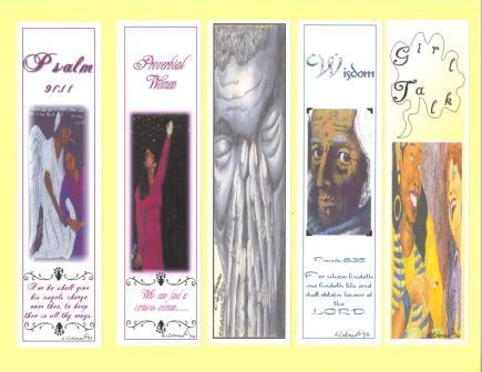 Assorted Bookmarks Set 1