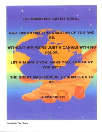 The Greatest Artist Ever