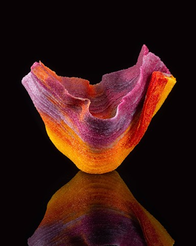 Susan Longini Kilnformed Glass Art