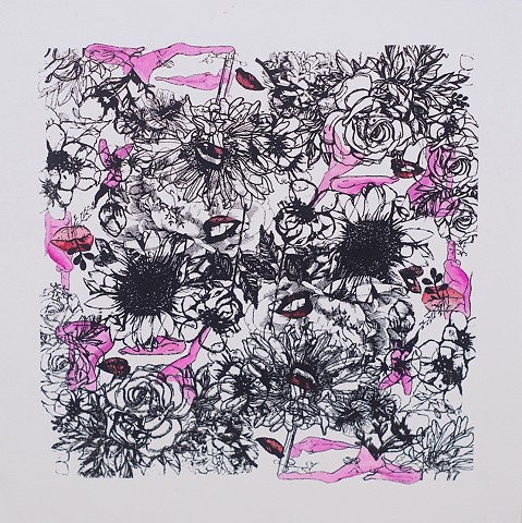Untitled (Flowers Doubled)