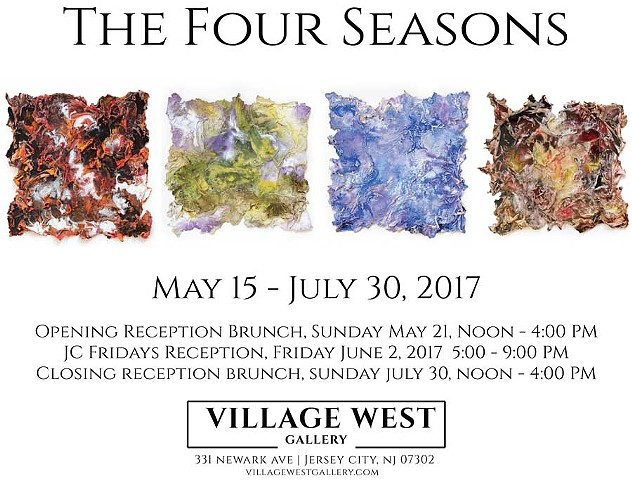 """The Four Seasons"" at Village West Gallery"