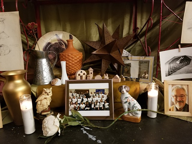 Ofrenda for David Wilder