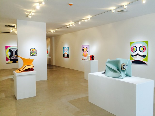 Fred Giampiero Gallery with John Newman