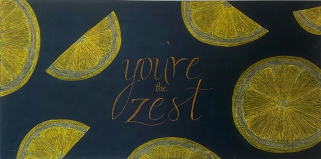 You're the Zest
