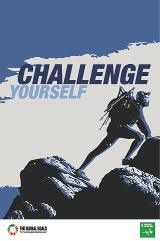 Challenge Yourself Poster 2/2