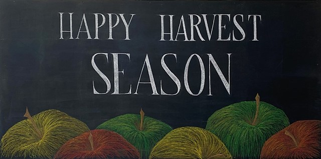 Happy Harvest Season