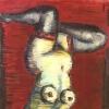 The Dancer  c. 1950    113x142cm