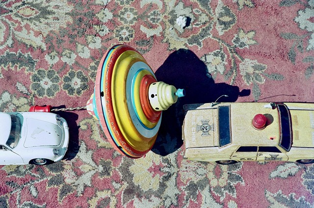 flea market, toys, carpet