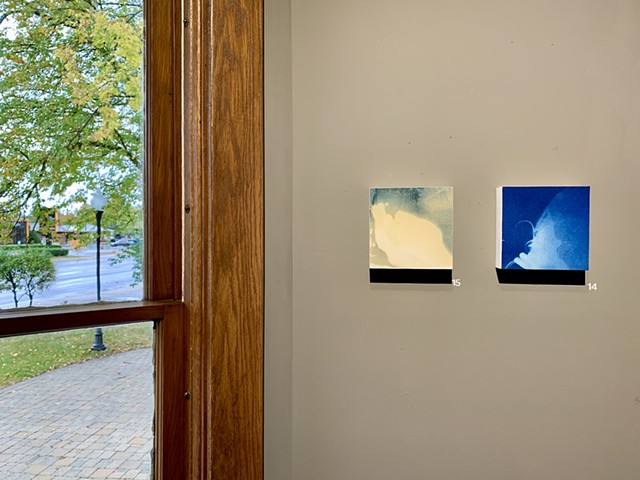 Installation Shot: Finding the way home