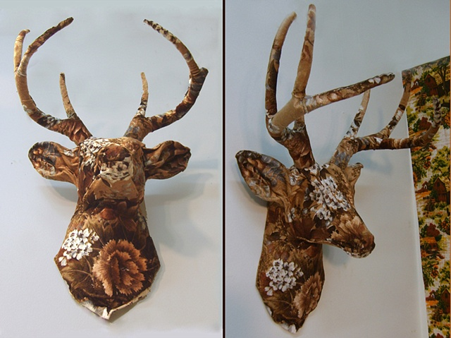 Flower Stag