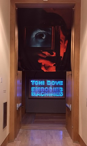 The Ringling - Toni Dove:Embodied Machines Exhibition