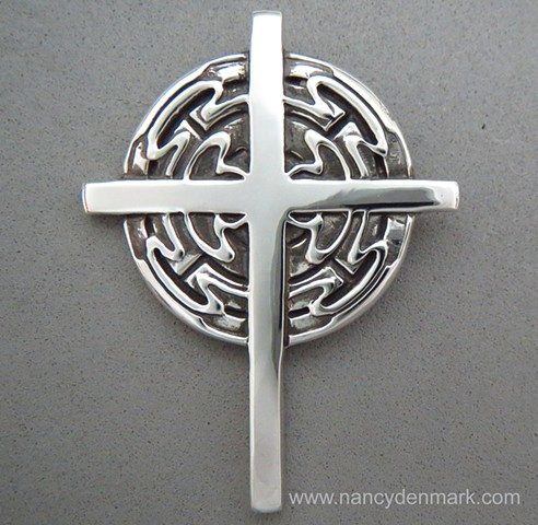 cross design by Nancy Denmark for Episcopal Church of Epiphany