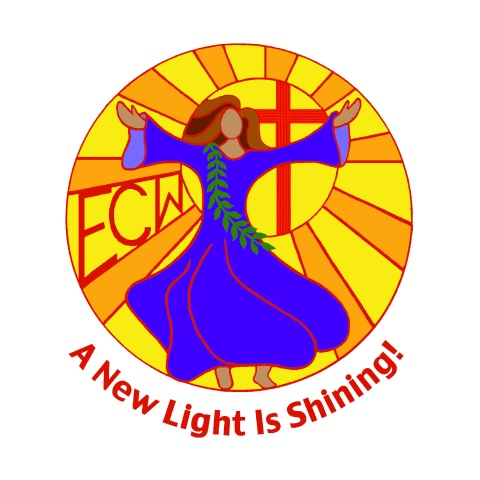 A NEW LIGHT IS SHINING COLOR LOGO
