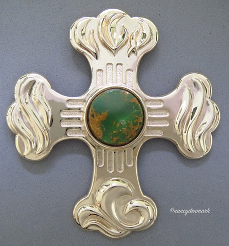 BISHOP RYAN'S PECTORAL CROSS