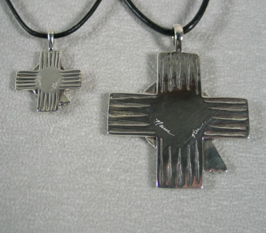 BACKSIDE OF COH CROSSES